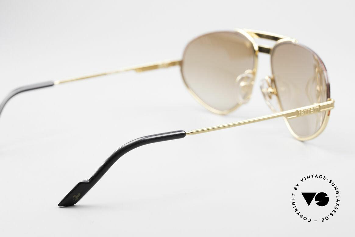Ferrari F1 Old Ferrari Sunglasses 80's