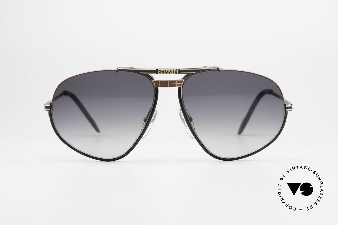Ferrari F2 Old 80's Ferrari Sunglasses