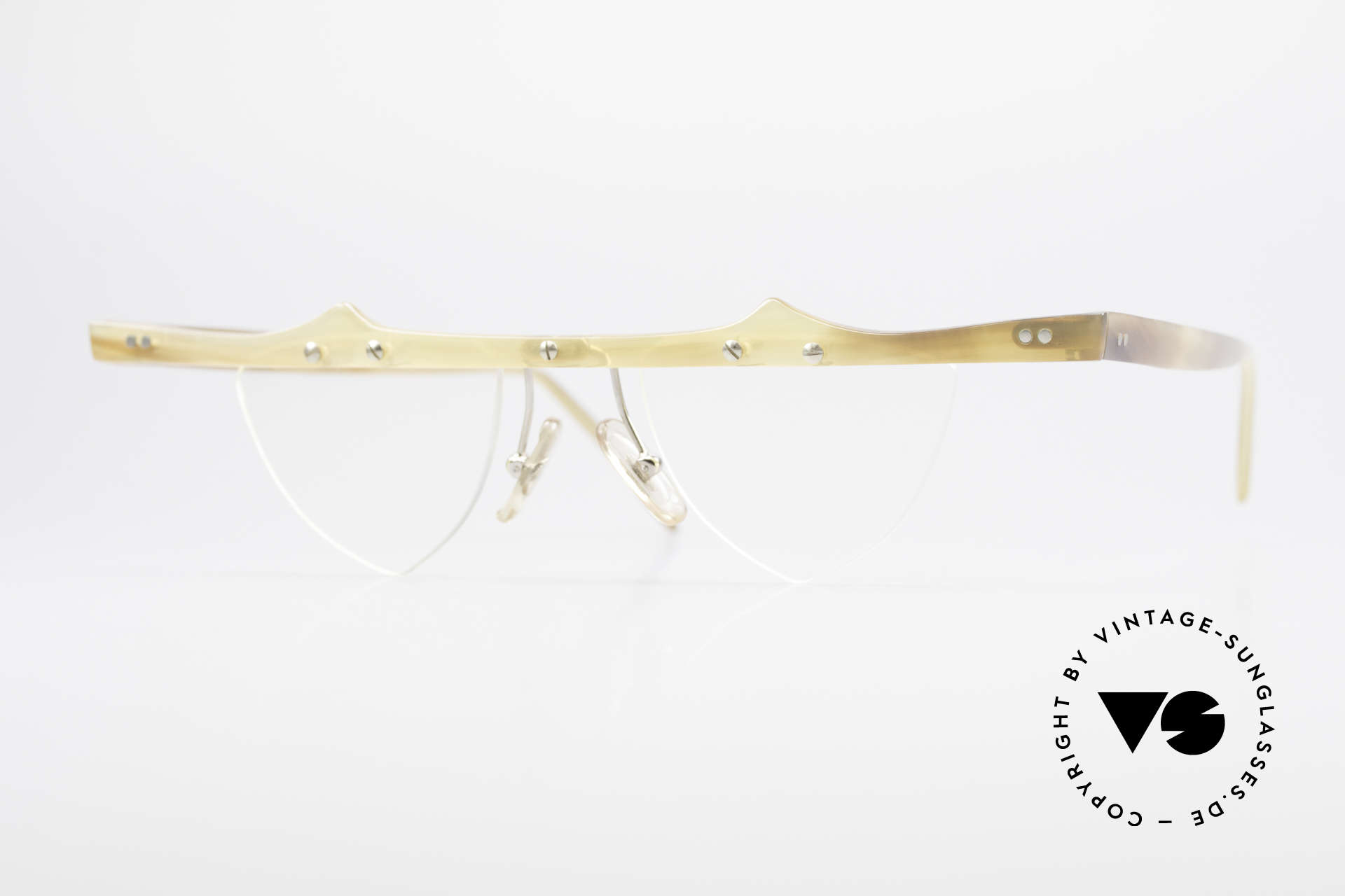 Theo Belgium Eta Heart Glasses Buffalo Horn, Theo Belgium: the most self-willed brand in the world, Made for Women