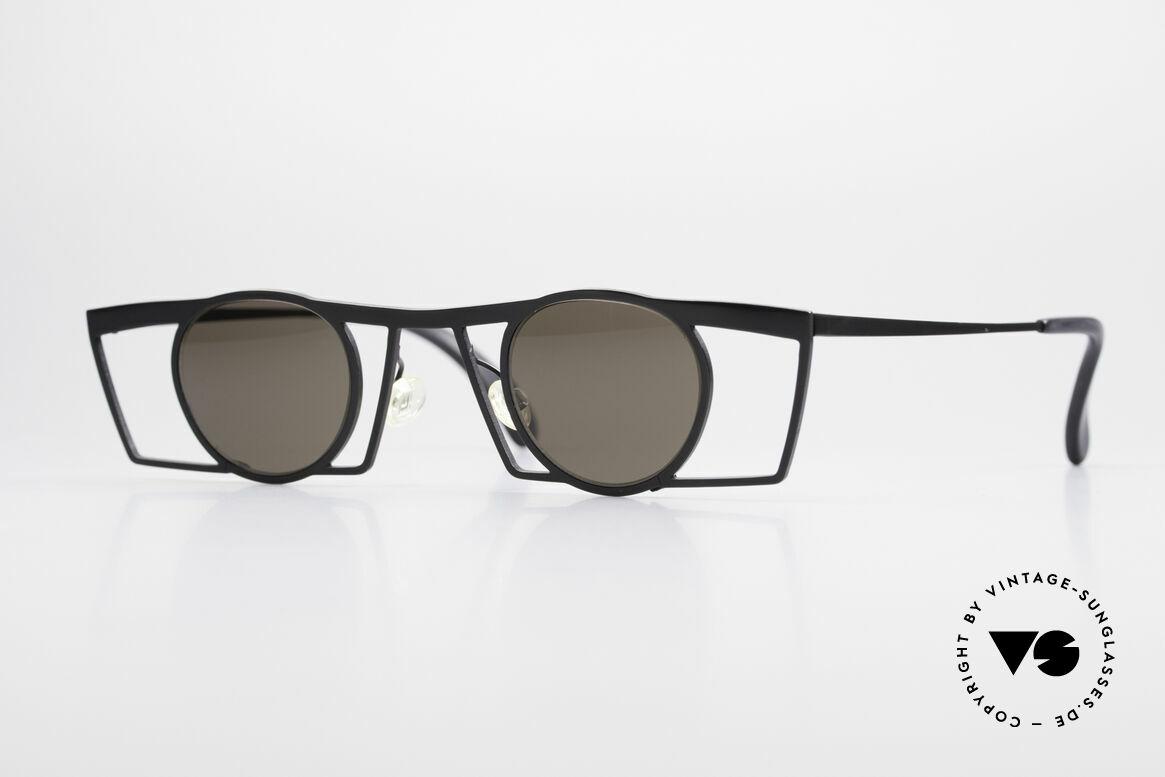 Theo Belgium Jupiter Square Designer Sunglasses