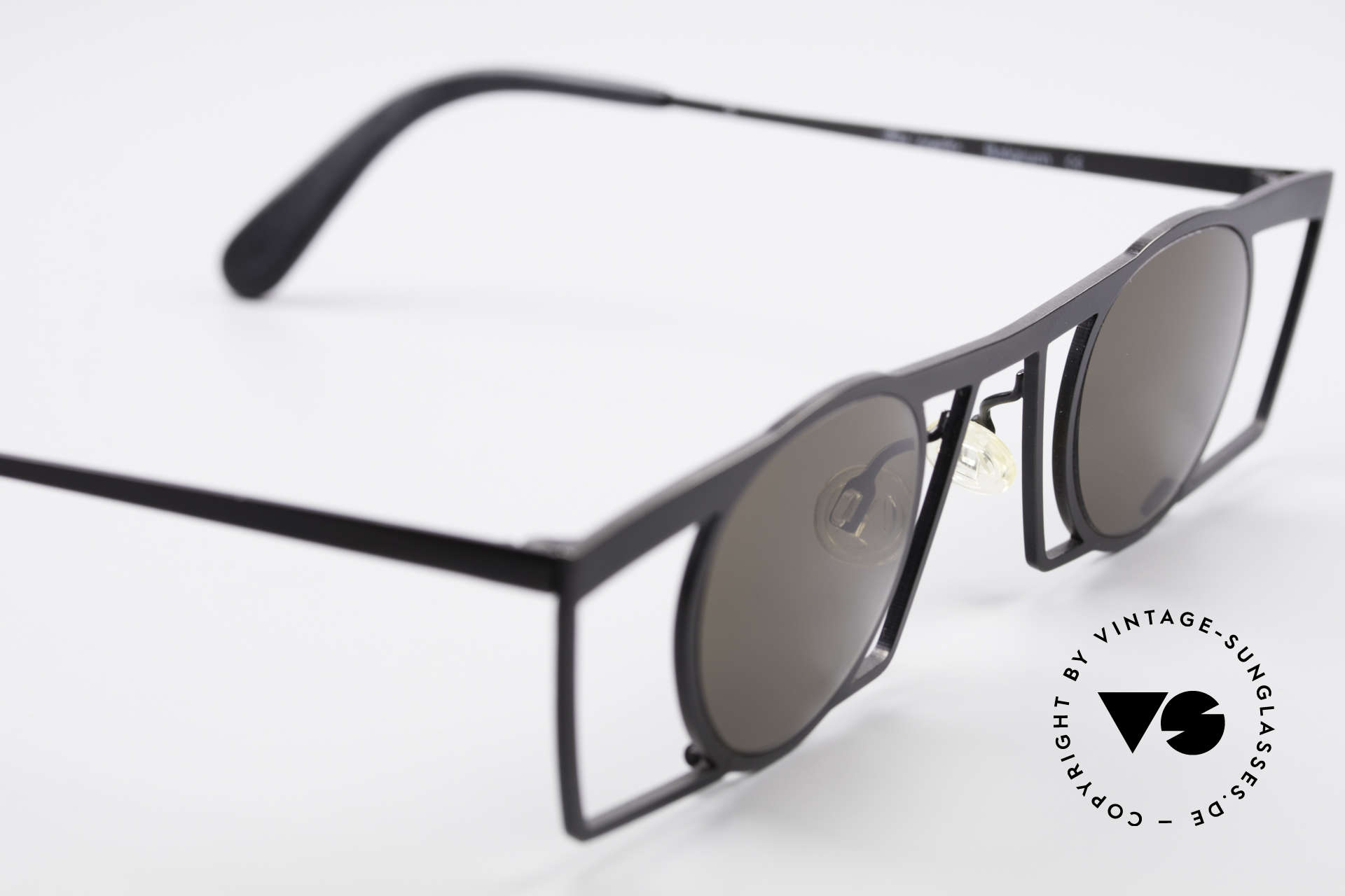 Theo Belgium Jupiter Square Designer Sunglasses, unworn, one of a kind, THEO shades for all who dare ;), Made for Men and Women