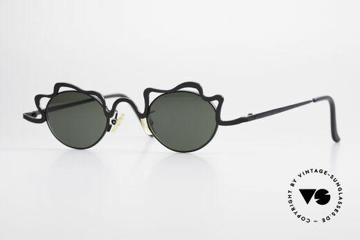 Theo Belgium Tortelini Spaghetti Sunglasses Ladies Details
