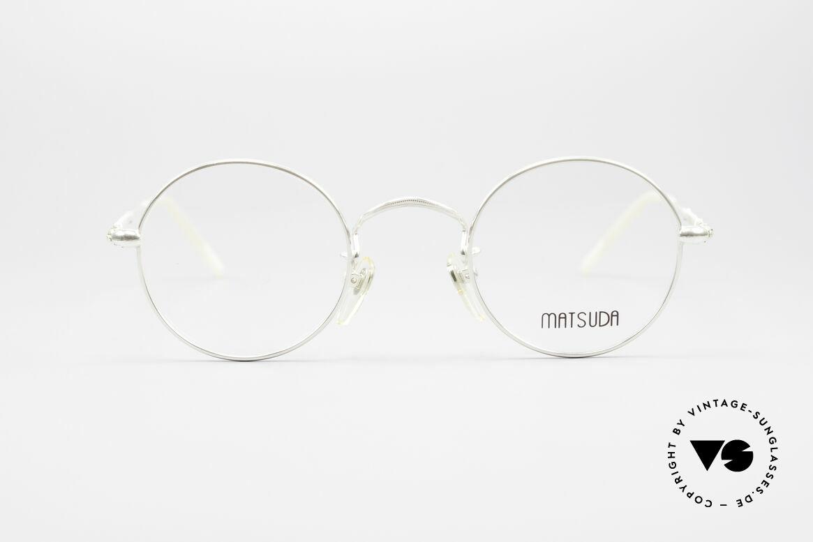 Matsuda 2872 Round 90's Designer Glasses