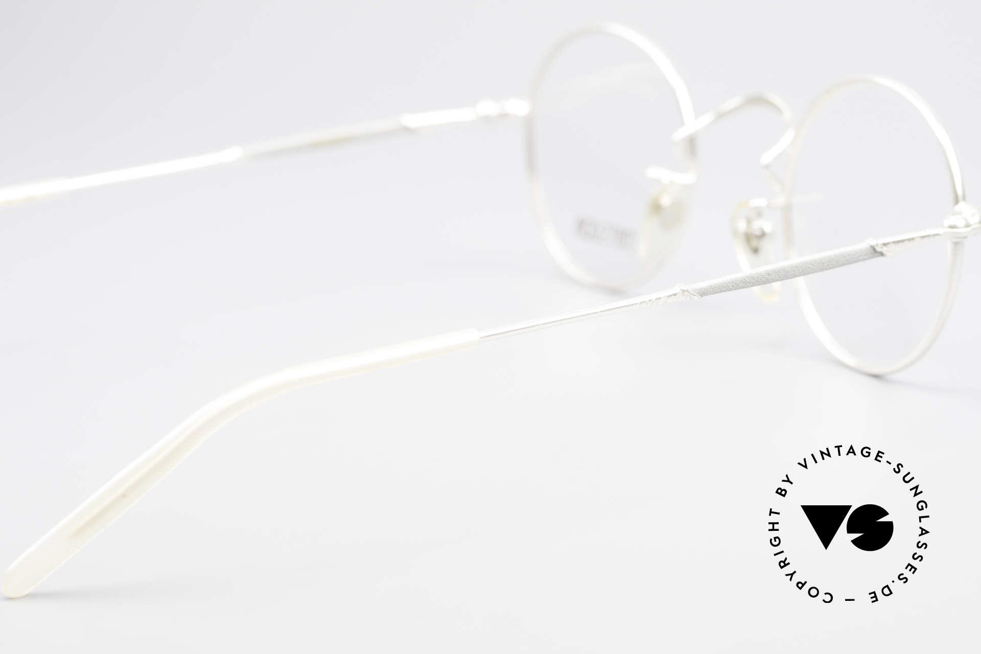 Matsuda 2872 Round 90's Designer Glasses, Size: small, Made for Men and Women