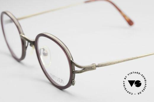 Matsuda 2835 Round 90's Eyeglass-Frame