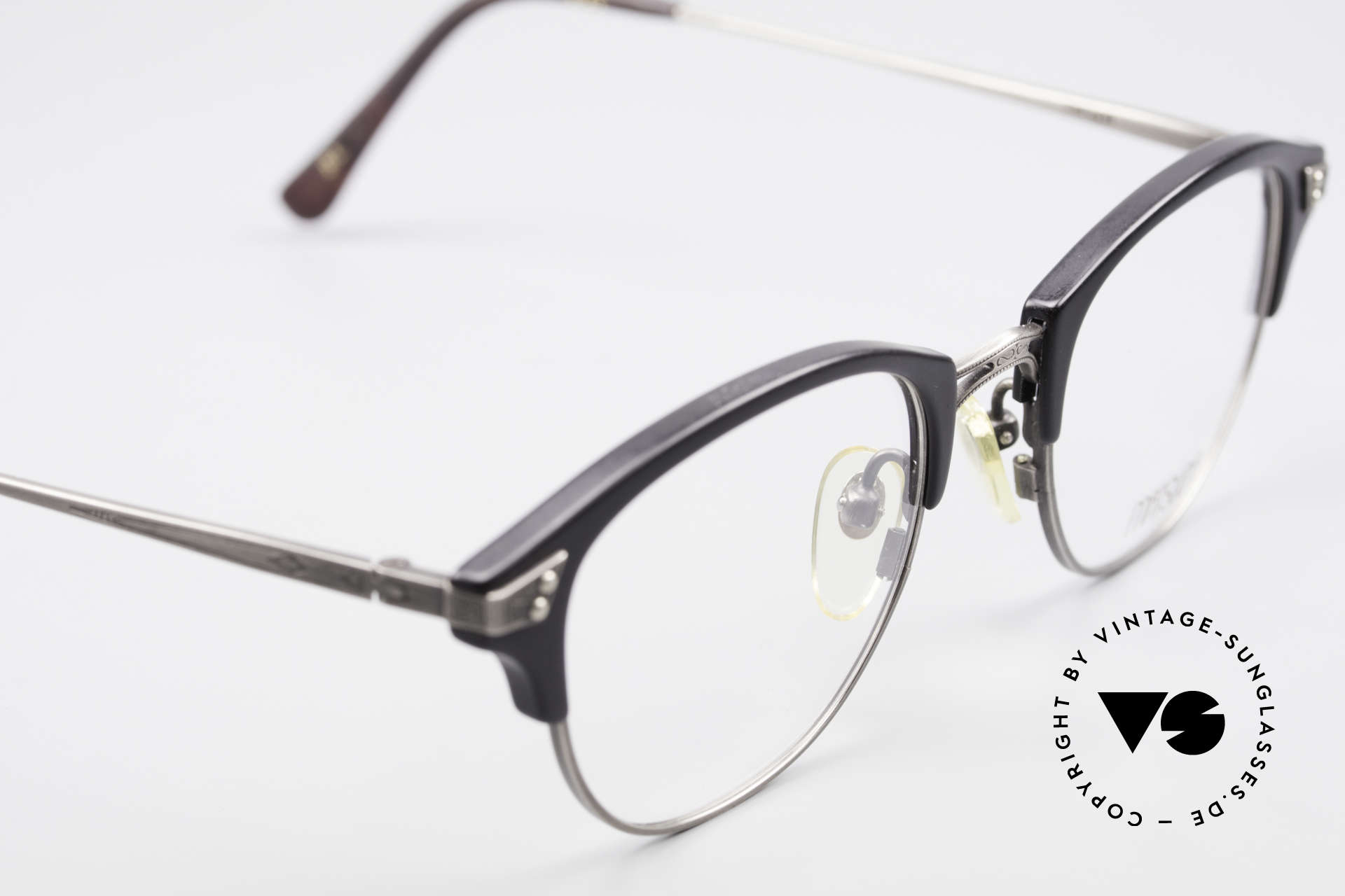 Matsuda 2840 Panto Luxury Eyeglass-Frame, unworn rarity (a 'must have' for all lovers of quality), Made for Men and Women