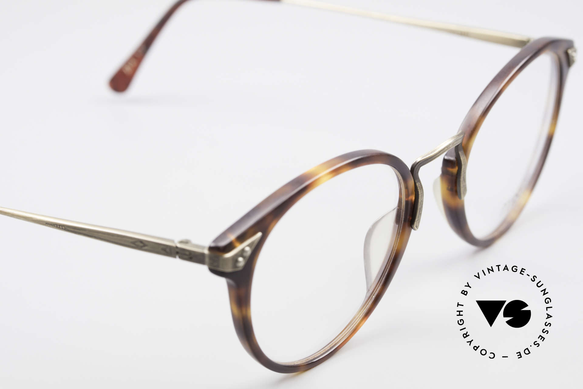 Matsuda 2805 Vintage Glasses Panto Style, unworn rarity (like all our vintage Matsuda specs), Made for Men and Women