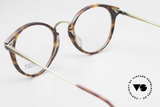 Matsuda 2805 Vintage Glasses Panto Style, NO retro glasses, but a 20 years old designer piece, Made for Men and Women