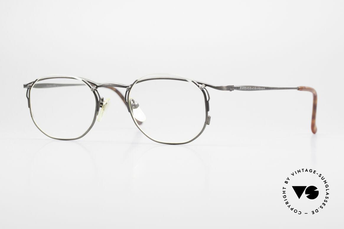 Matsuda 2856 Extraordinary Vintage Frame, vintage Matsuda designer eyeglasses from the 90s, Made for Men and Women