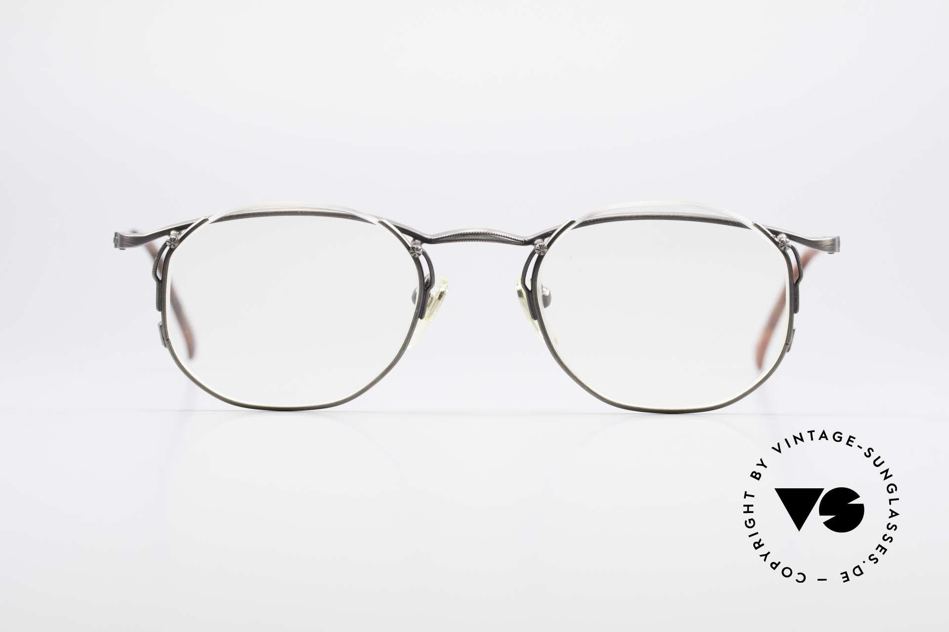 Matsuda 2856 Extraordinary Vintage Frame, extraordinary frame construction; truly UNIQUE!, Made for Men and Women