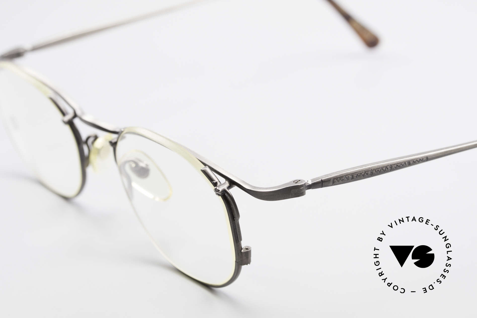 Matsuda 2856 Extraordinary Vintage Frame, frame with costly engravings (distinctive Matsuda), Made for Men and Women