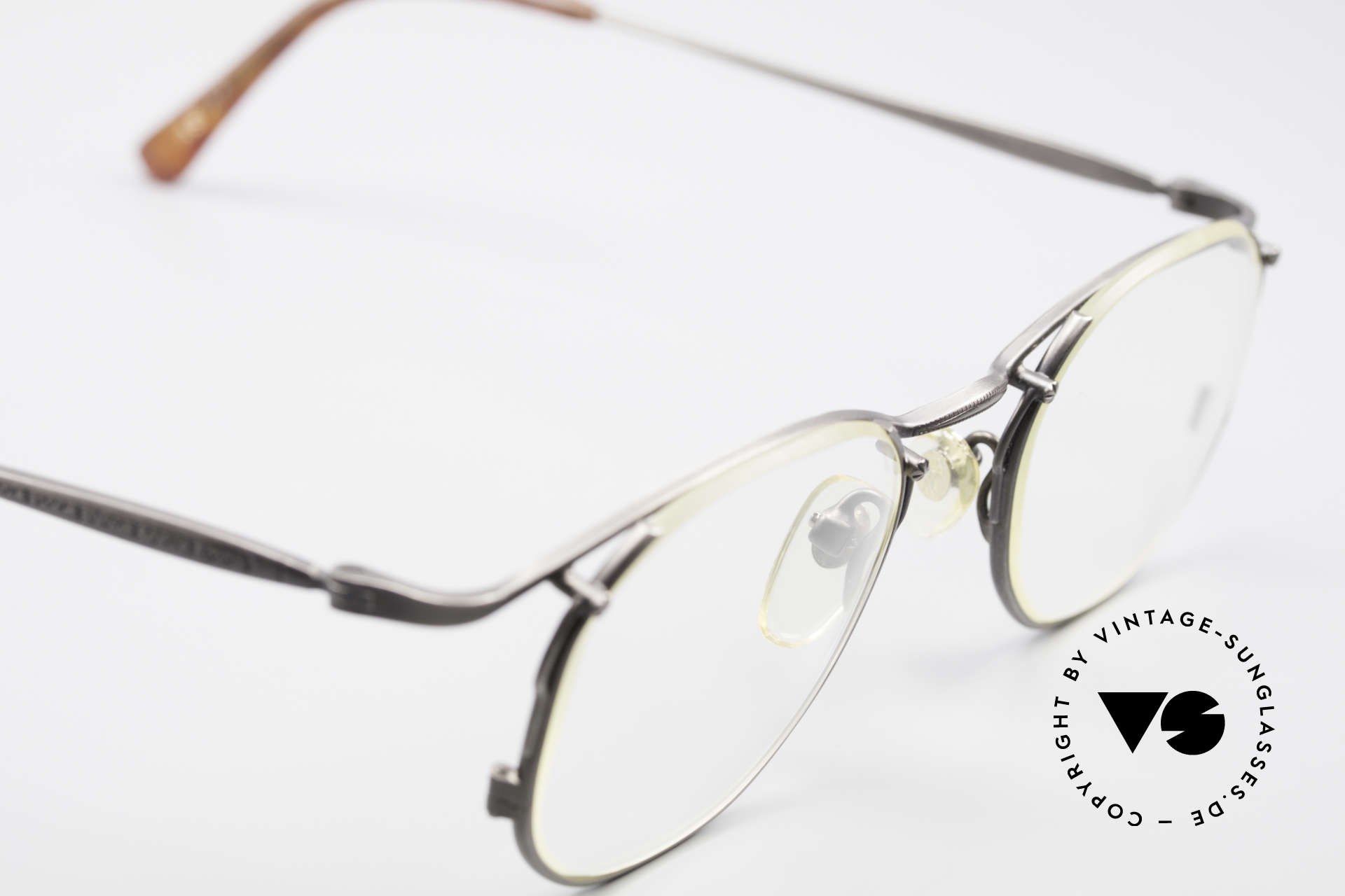 Matsuda 2856 Extraordinary Vintage Frame, rare, 20 years old single item, NO RETRO GLASSES, Made for Men and Women