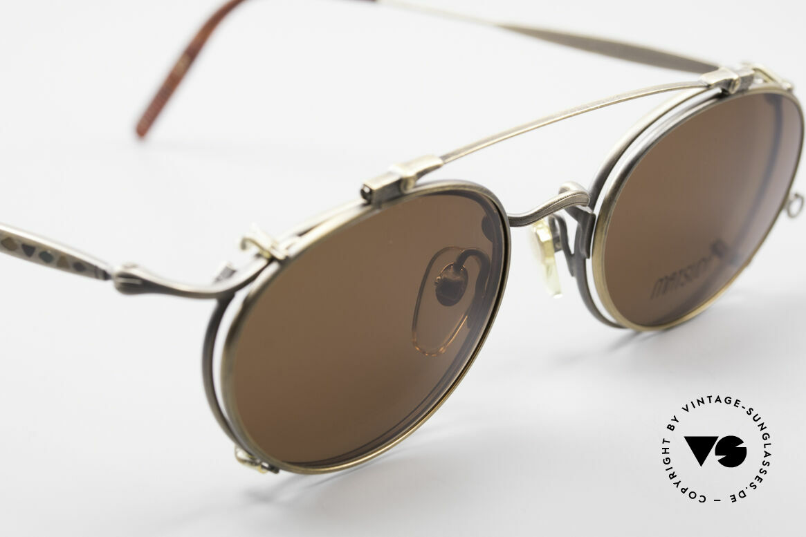 Matsuda 2853 Steampunk Vintage Shades, unworn rarity (a 'must have' for all art & fashion lovers), Made for Men