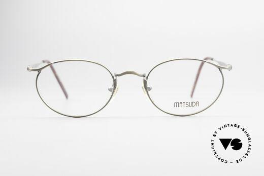 Matsuda 2853 Steampunk Vintage Shades