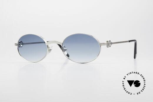 92c1129d0c Cartier Spider Oval Luxury Sunglasses Details
