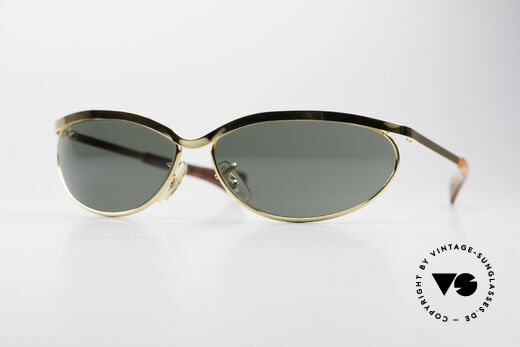 70a230a59c25 Ray Ban Olympian V Deluxe B L USA Vintage Sunglasses Details