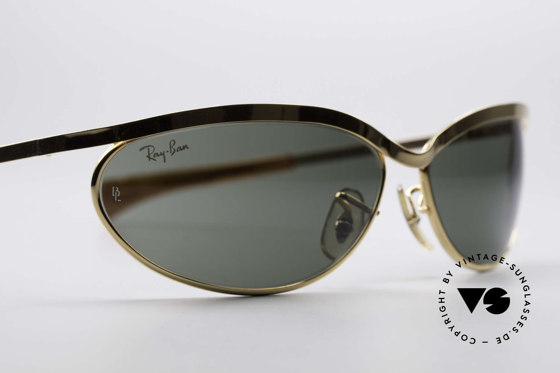 d6326f49f4c Sunglasses Ray Ban Olympian V Deluxe B L USA Vintage Sunglasses ...