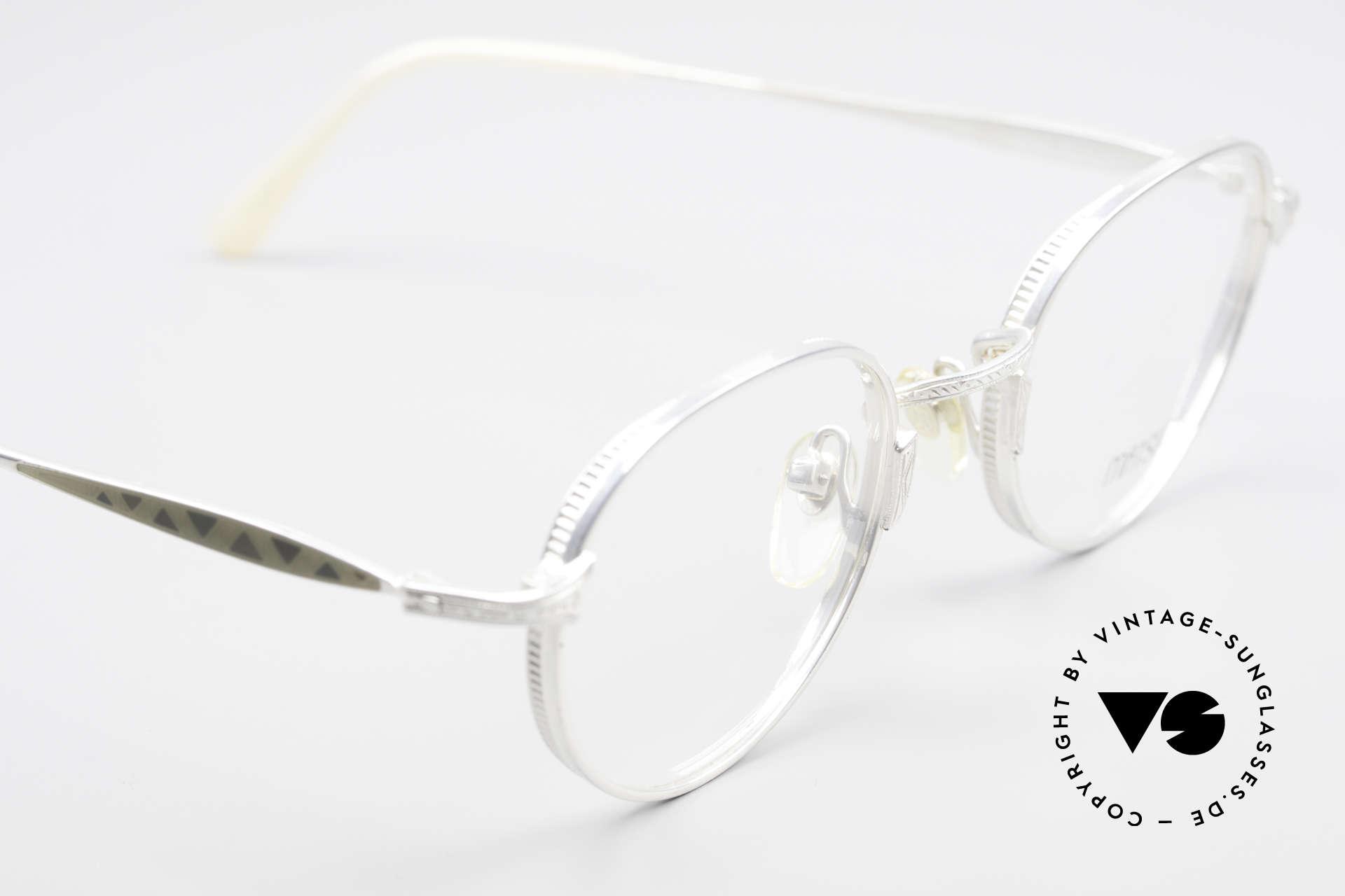 Matsuda 2858 Round Vintage Designer Frame, true craftsmanship (MADE in JAPAN), which takes time, Made for Men and Women