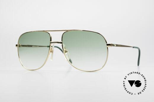 Lacoste 101 Sporty Aviator Sunglasses XL Details