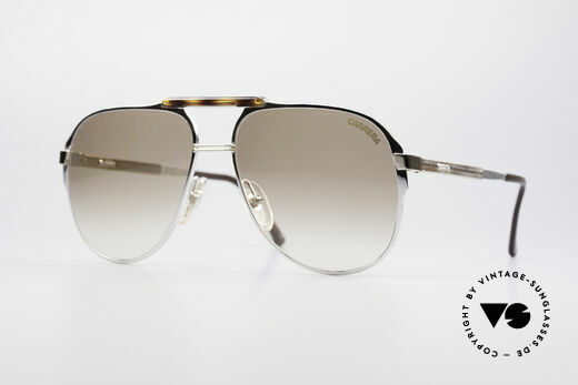 Carrera 5320 Adjustable Temples 80's Vario Details