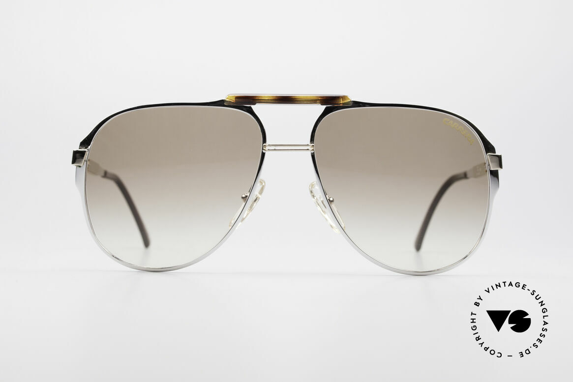 Carrera 5320 Adjustable Temples 80's Vario, soberly elegance in styling, colouring & design, Made for Men