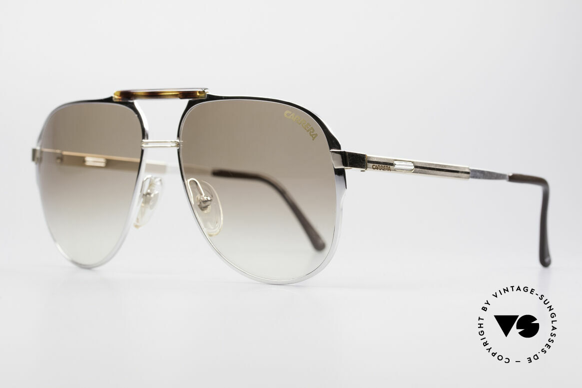 Carrera 5320 Adjustable Temples 80's Vario, top wearing comfort thanks to individual fitting, Made for Men