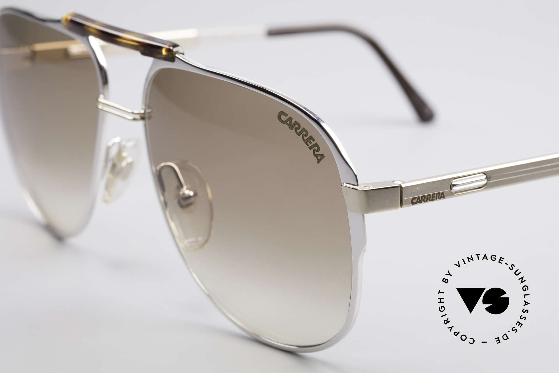 Carrera 5320 Adjustable Temples 80's Vario, unworn (like all our rare VINTAGE 80's eyewear), Made for Men