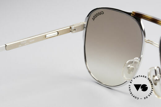 Carrera 5320 Adjustable Temples 80's Vario, Carrera lenses; spring hinges, + Movado pouch!, Made for Men