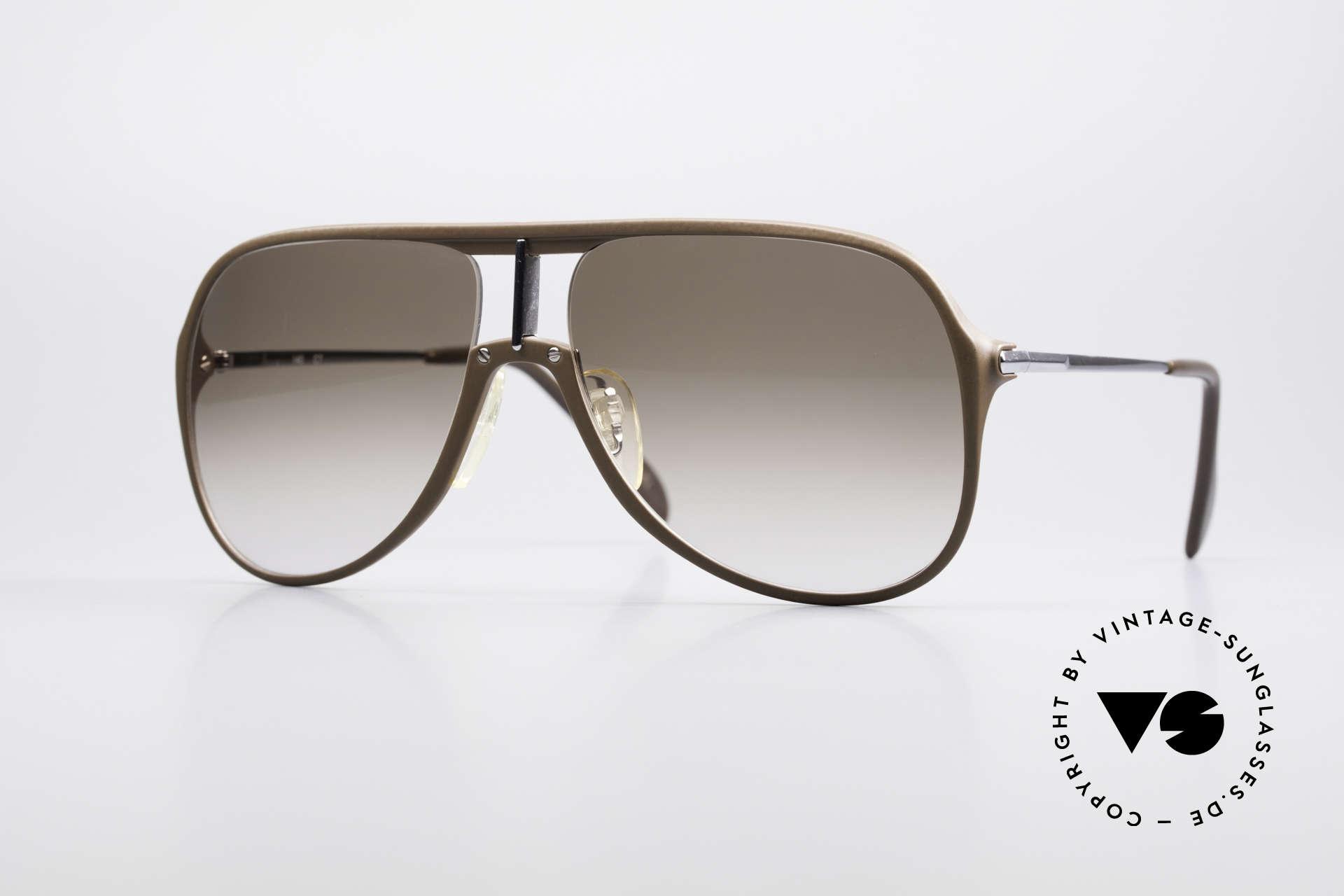 Menrad 727 80's Quality Sunglasses Men, stylish elegant vintage sunglasses by MENRAD, Made for Men