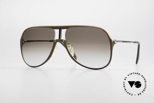 Menrad 727 80's Quality Sunglasses Men Details