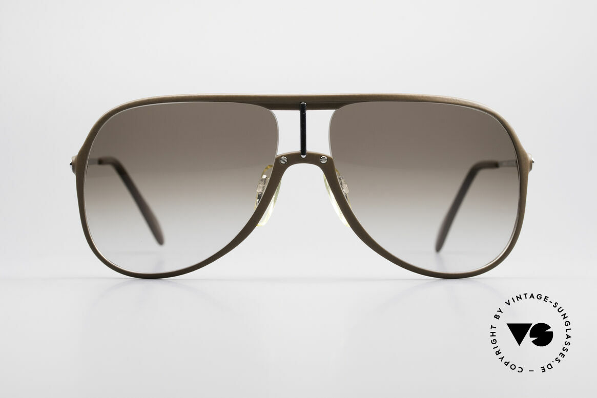 Menrad 727 80's Quality Sunglasses Men, app. 35 years old unique rarity from Germany, Made for Men