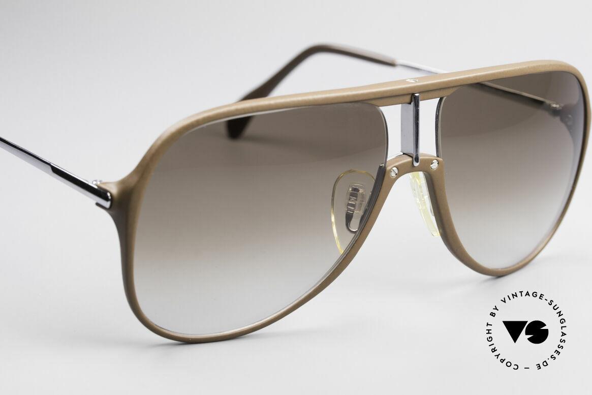 Menrad 727 80's Quality Sunglasses Men, NO RETRO, but a true vintage model from 1982!, Made for Men