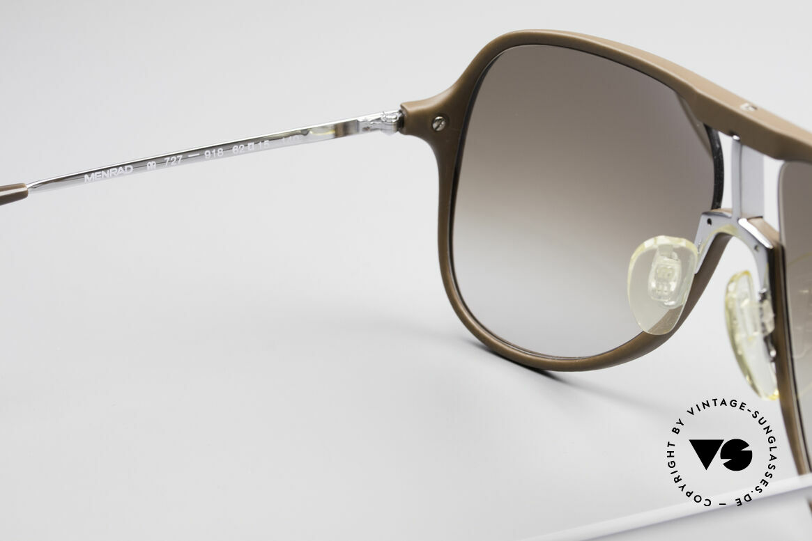 Menrad 727 80's Quality Sunglasses Men