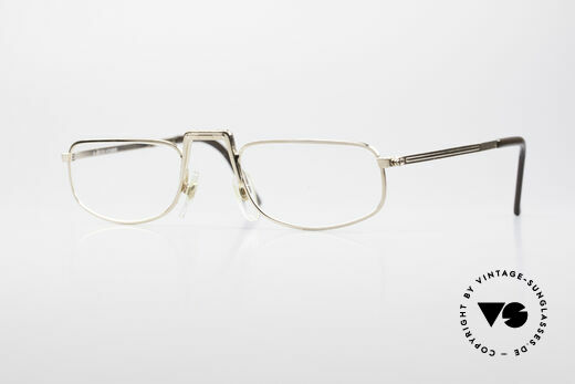 Christian Dior 2172 Folding Reading Eyeglasses Details