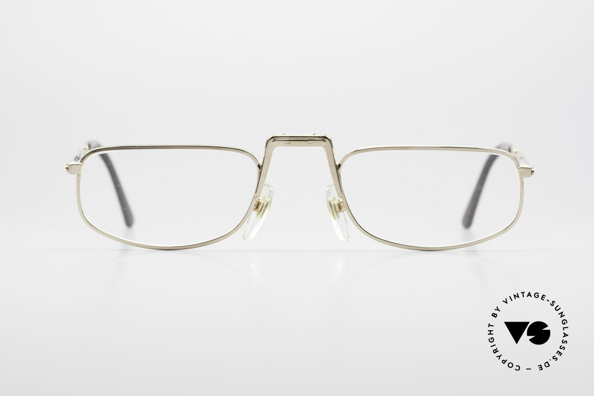 Christian Dior 2172 Folding Reading Eyeglasses, practical folding model in great quality (rarity), Made for Men