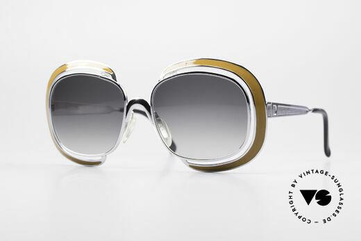 Christian Dior 1208 Lovely 70's Shades Vintage Details