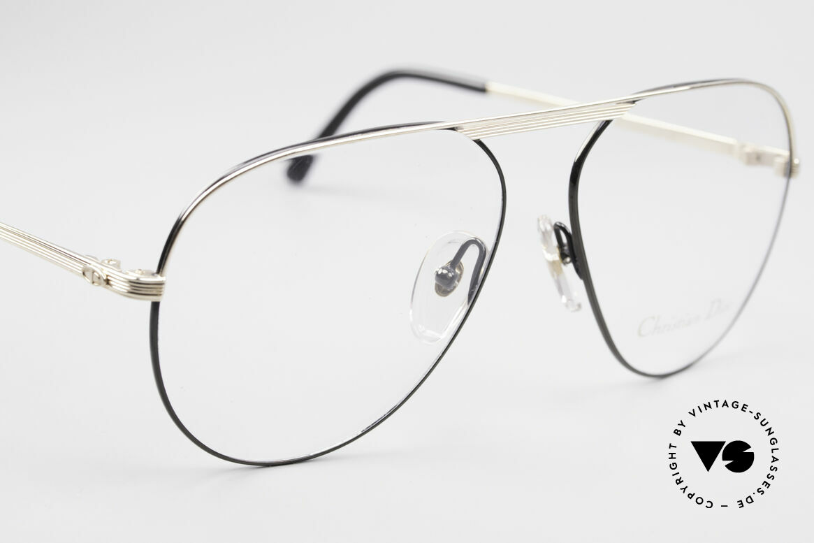 Christian Dior 2536 Vintage Aviator Glasses Men
