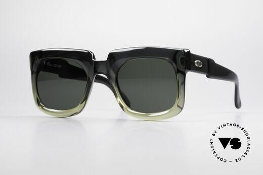 Christian Dior 1202 Monsieur 70's Optyl Shades Details