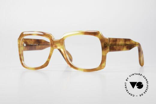 Zollitsch 249 70's Old School Eyeglasses Details