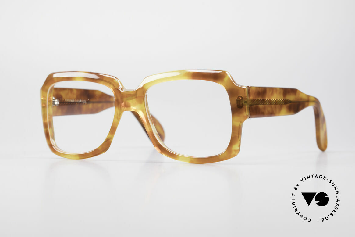 Zollitsch 249 70's Old School Eyeglasses, vintage ZOLLITSCH eyeglasses from the early 1970's, Made for Men