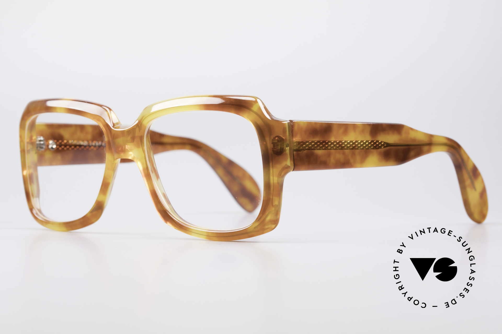 Zollitsch 249 70's Old School Eyeglasses, massive frame, monolithic, impossible to get, today, Made for Men