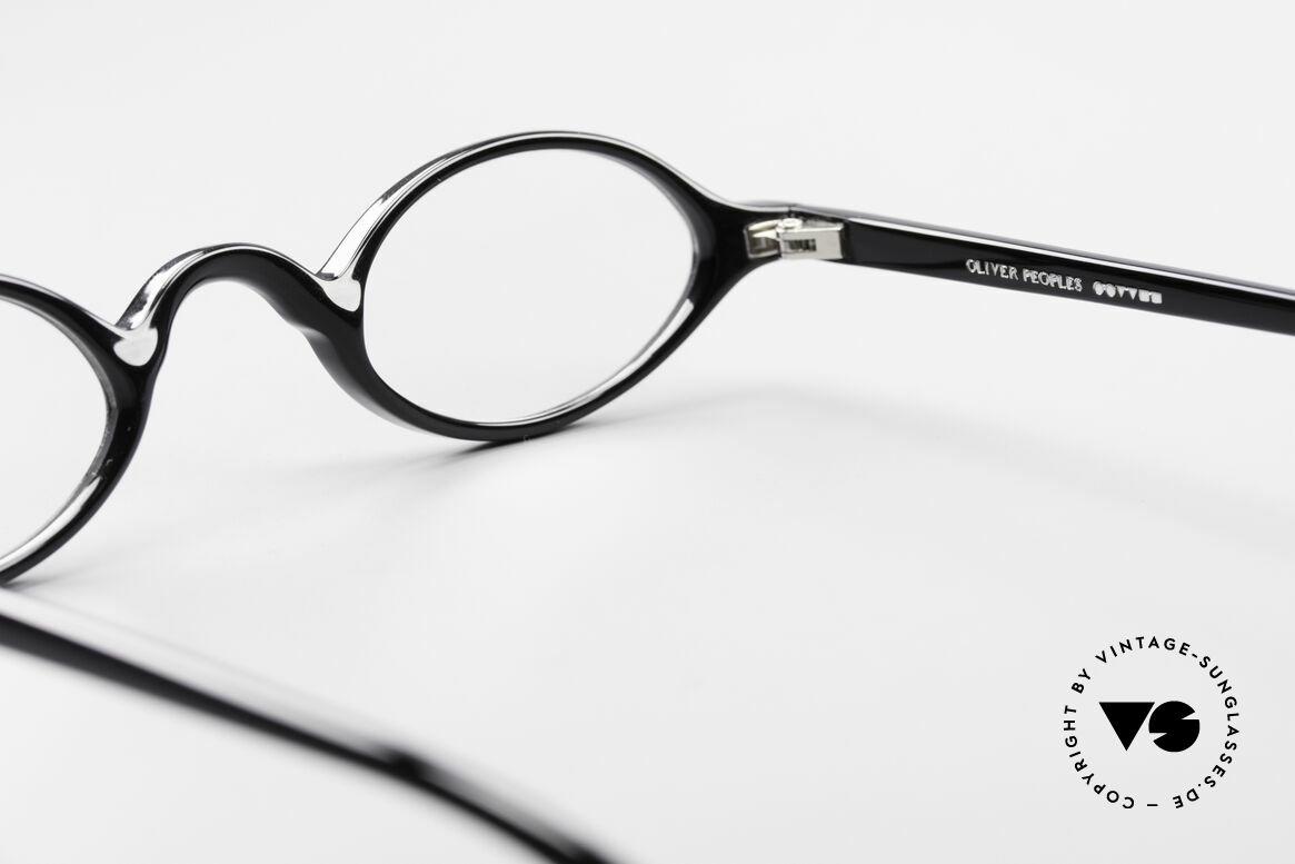 Oliver Peoples Skat Small Oval Designer Specs