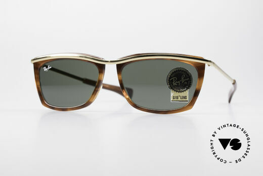 Ray Ban Olympian II B&L Ray-Ban USA Sunglasses Details