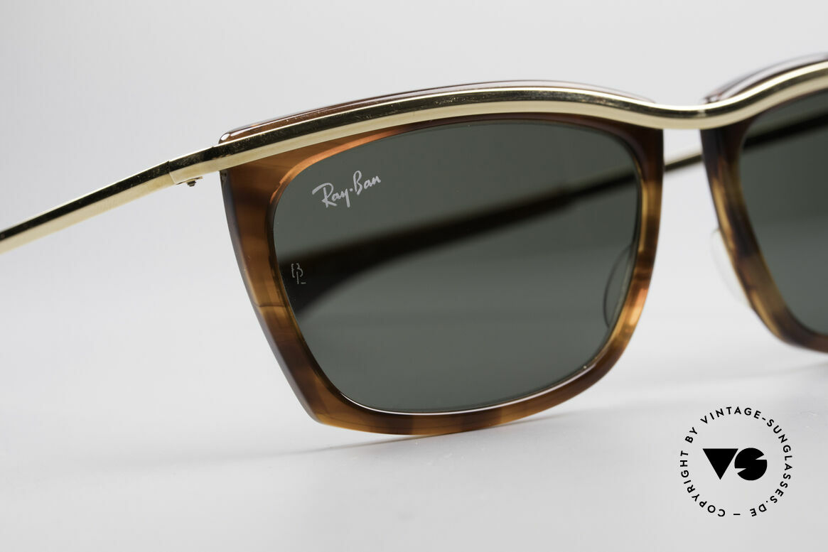 Ray Ban Olympian II B&L Ray-Ban USA Sunglasses, unworn (like all our vintage RAY-BAN sunglasses), Made for Men and Women