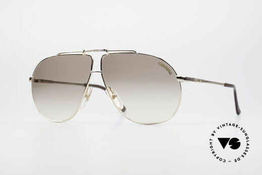 Carrera 5312 80's Aviator Sunglasses Men Details