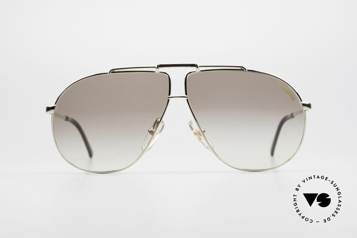 Carrera 5312 80's Aviator Sunglasses Men