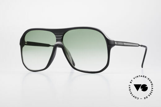 Carrera 5535 Optyl Sunglasses 70's Shades Details