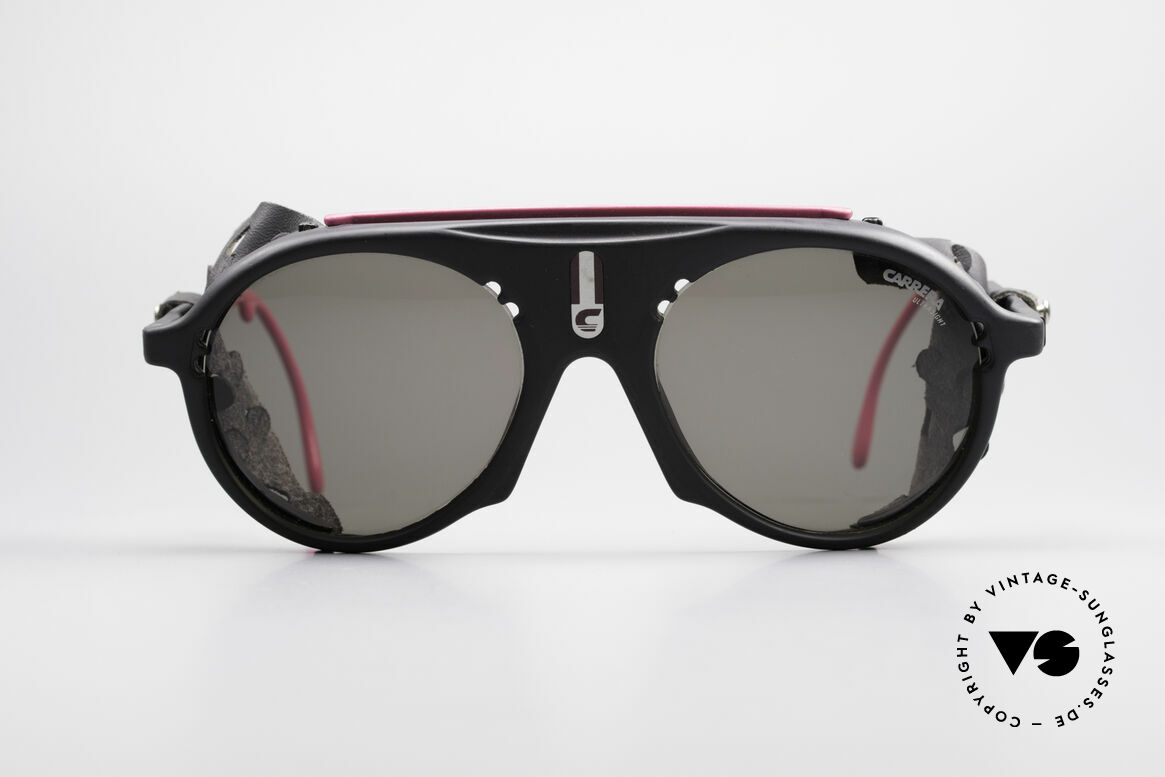 Carrera 5436 Water & Ice Glacier Shades, made for extreme illumination (Water & Ice sports), Made for Men and Women