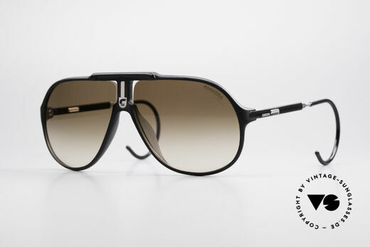 Carrera 5590 Vario Sports Sunglasses 80's Details