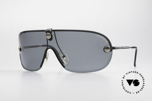 Carrera 5418 Polarized Sports Sunglasses Details